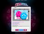 A screenshot of the game